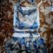 Продам Летний костюм (топ + юбка)