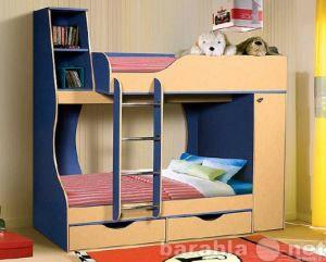 Продам Детские двухъярусные кровати