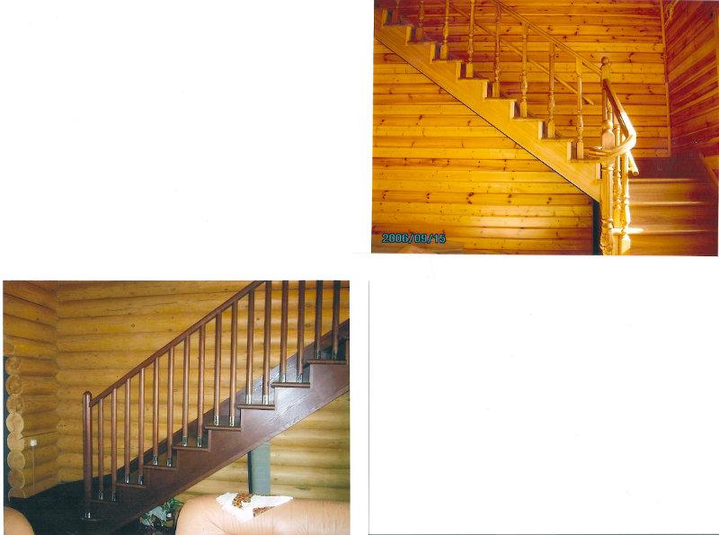 Продам Лестницы из дерева в Балашихинском р-не