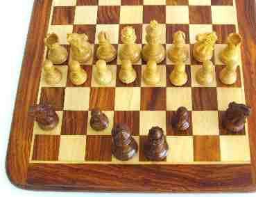 Продам: Шахматы из палисандра и самшита