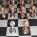 Продам Шахматы металлические Гольф