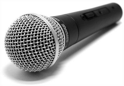 Продам микрофон SHURE SM58