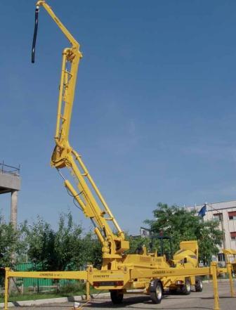Продам Бетононасос Concrete Systems