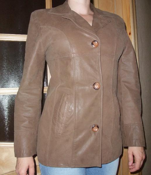 Продам Куртка-пиджак нубук. Размер 44
