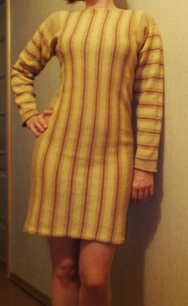 Продам Платье вязаное. Размер 44-46