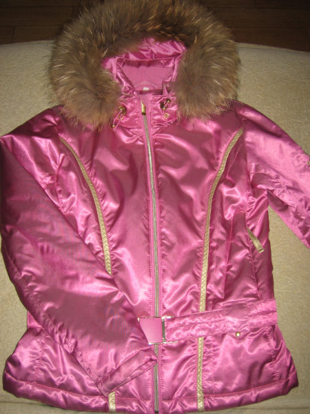 Продам куртка для девочки