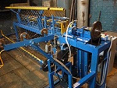 Продам Станок автомат по плетению рабицы.Скидка