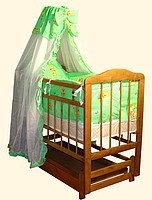 Предложение: детскую кроватку