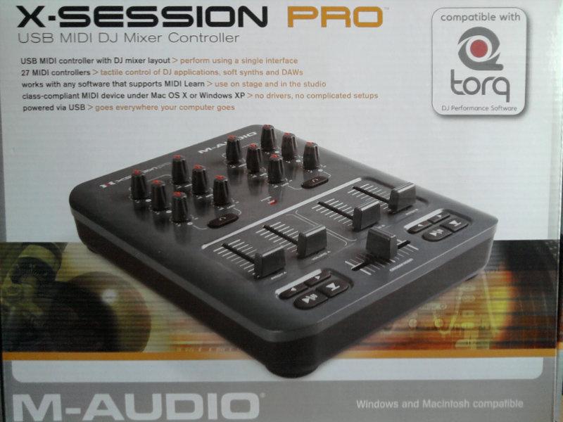 Продам диджейский пульт Х-session pro