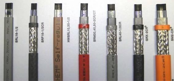 Продам Саморегулирующийся греющий кабель