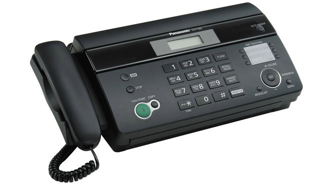 Продам: Факс Panasonic KX-FT982RU новый