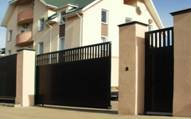 Продам Откатные (сдвижные) ворота в Омске