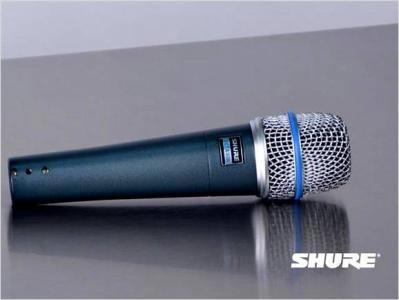 Продам Микрофон SHURE BETA 57 A вокально-инстр.
