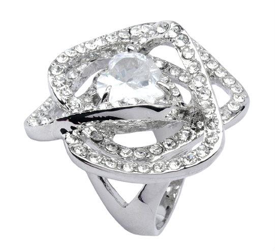 Продам Хрустальное сердце - кольцо, сувенир - п