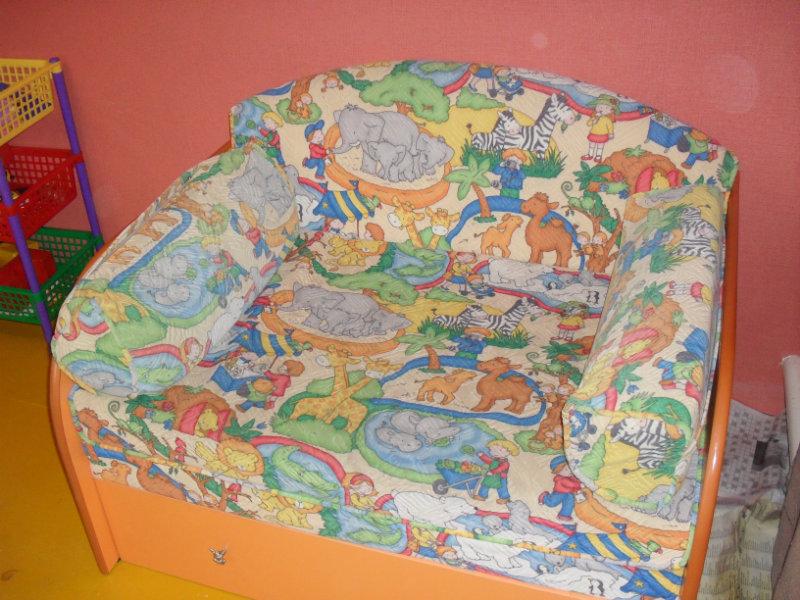 Продам: детский диванчик