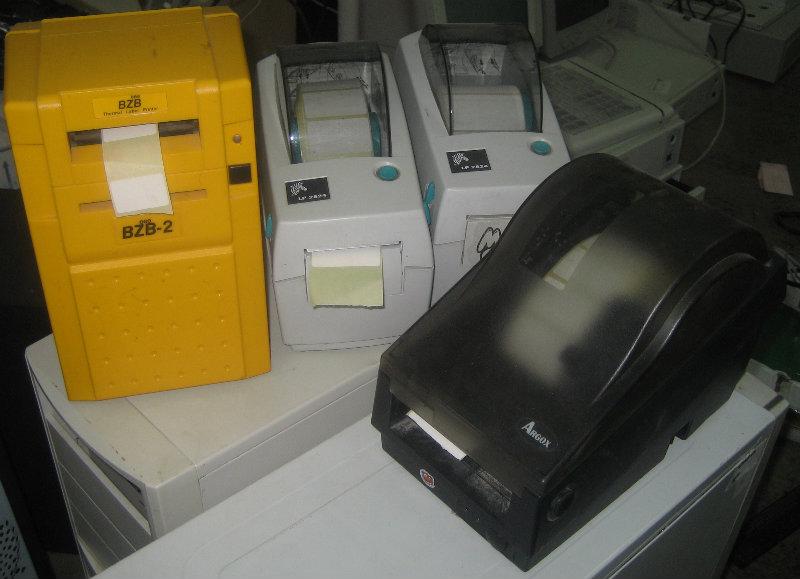 Продам Термопринтер этикеток ZEBRA LP 2824