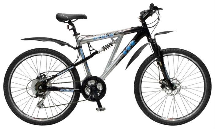 Продам велосипед 2-ух подвесный;