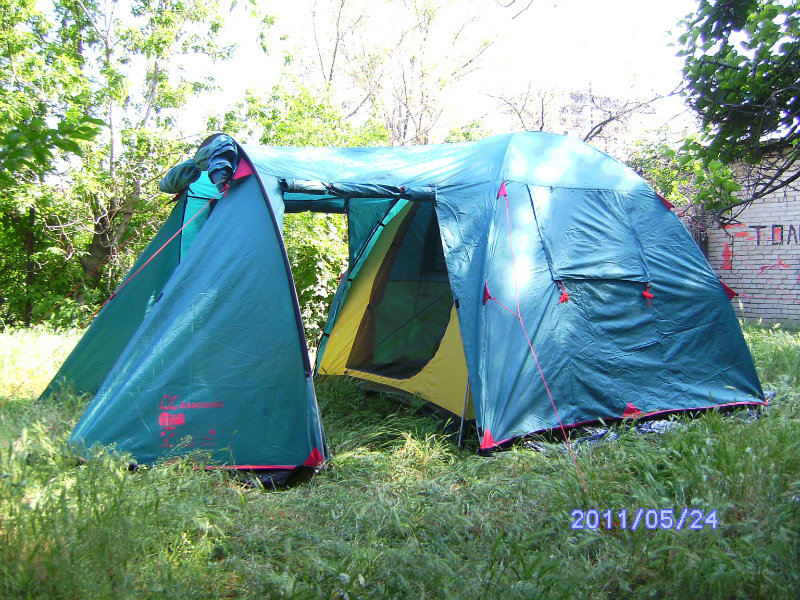 Продам Палатка кемпинговая новая Anaconda