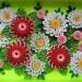 Продам Картина-панно «Цвето» (объемная) в рамке