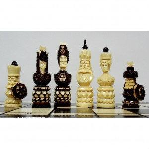 Продам Деревянные резные шахматы