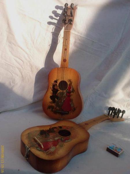 Продам гитару 7-струнную подарочную