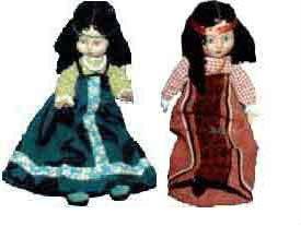 Продам кукла ручной работы авторская