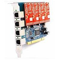 Продам Allvoip аналоговая плата на 4 порта