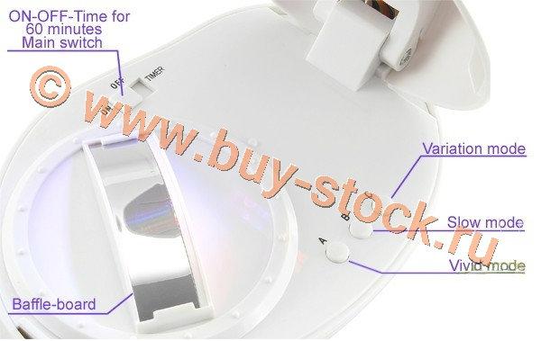 Продам Ночник светильник с эффектом радуги