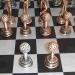 Продам Металлические шахматные фигуры