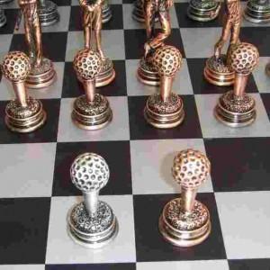 Продам: Металлические шахматные фигуры