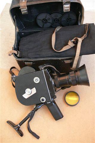 Продам кинокамера 16 мм