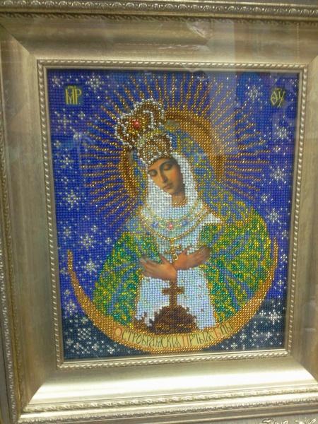 """Продам икона Божией Матери """"Острабрамская"""
