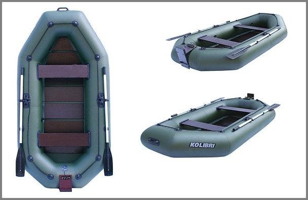 """Продам Надувные лодки из ПВХ """"Колибри&quot"""