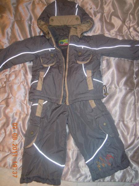 Продам костюм  Осень-весна 86-92 р