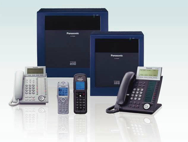 Продам Мини-атс Panasonic KX-TDE100