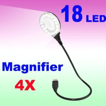 Продам Гибкая USB лампа 18 LED (НОВАЯ)