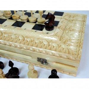 Продам Деревянные шахматы в
