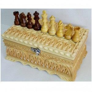 Продам Шахматные фигуры из палисандра и