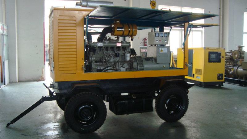 Продам: передвижные дизельные электростанции