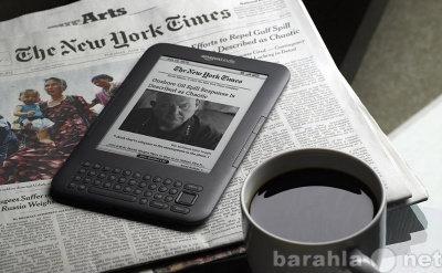 Продам электронную книгу Amazon Kindle 3G