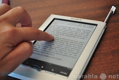 Продам Продам электронную книгу Sony PRS-350