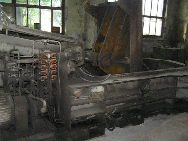 Продам Пресс для металлолома RIKO S26