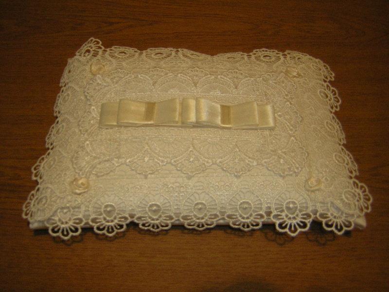 Продам Свадебную подушечку для колец
