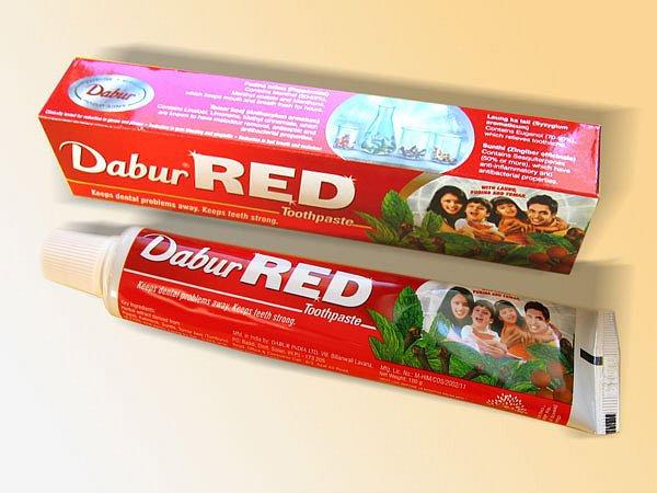 Продам Зуб.паста Dabur Red. Пр-во Индия