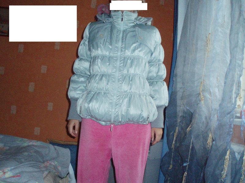 Продам куртка осенняя на 2-м синтепоне свит мам