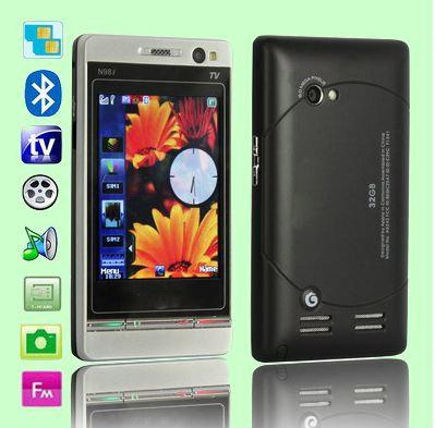 Продам *N98i +( не NOKIA)- цветной телевизор