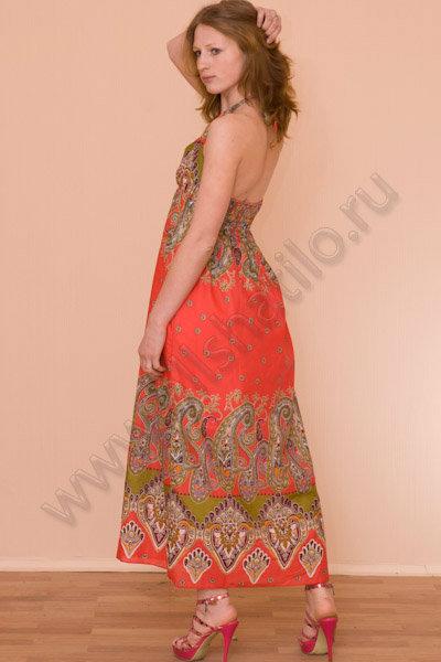 Продам Ультрамодное макси-платье