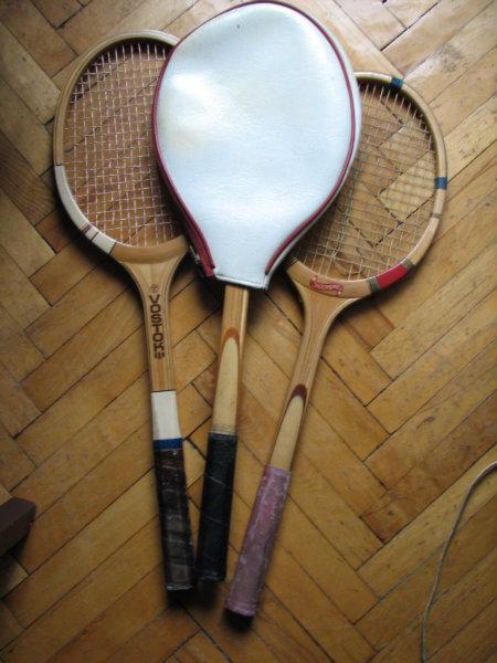 Продам Ракетки теннисные,мячи
