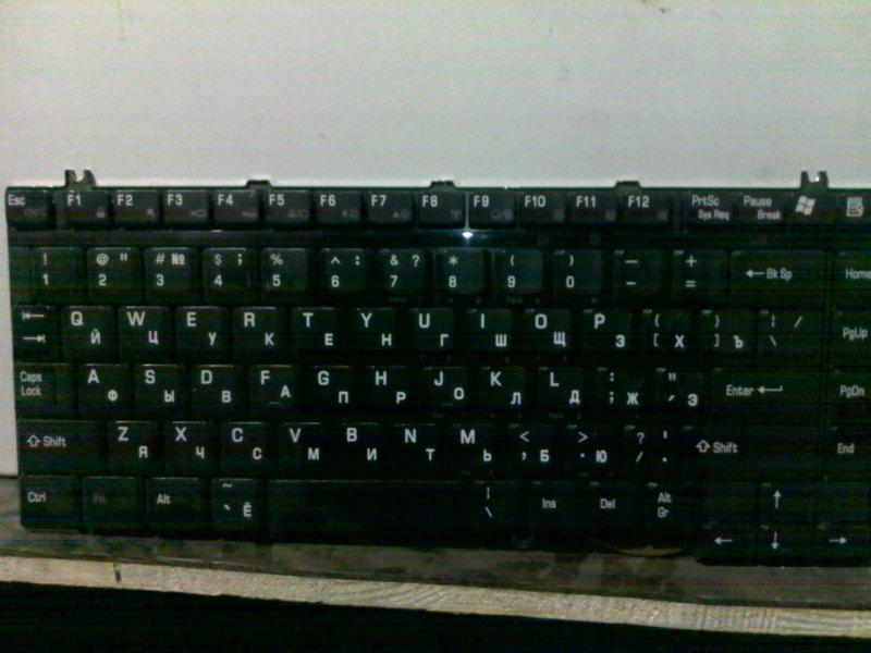 Продам: Клавиатура DELL&Toshiba