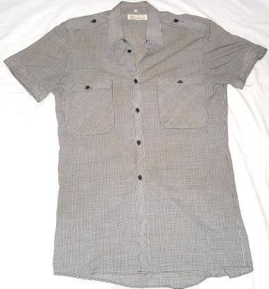 Продам Рубашка с коротким рукавом. Румыния. Х/б